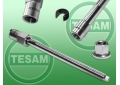 Traction screws, adapters