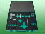 S0001015 - A set of tools for drilling screws attaching the ragged injector 2.3, 3.0 HPI